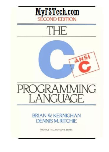 The C Programming Language by Kernighan & Ritchie PDF