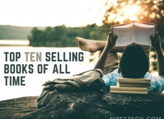 Top Ten Selling Books of All Time
